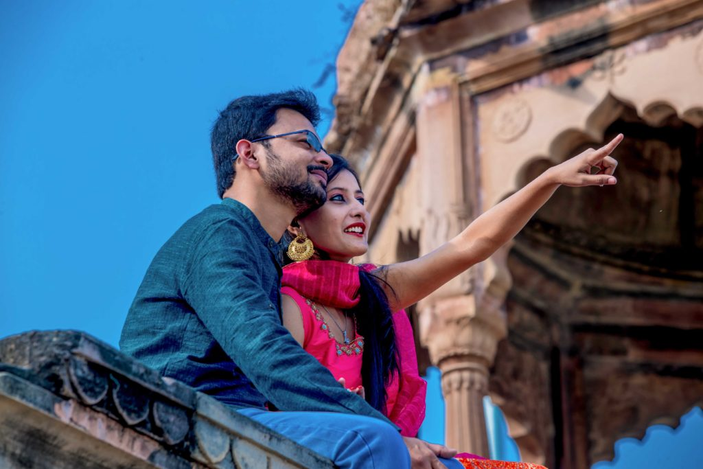 pre wedding photographer kanpur